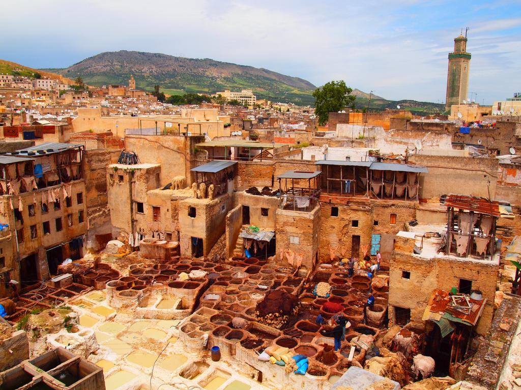 Fes medina walking tour,guided everyday tour in Fes